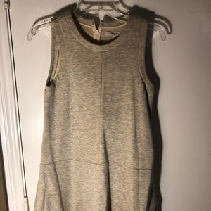Madewell Sweater Tank Dress